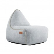 Bean Bag Lounge Chair for use in hotels and restaurants, indoor or outdoor.