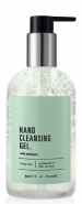 Hand Cleansing Gel with 70% alcohol for hotels and restaurants